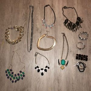 Jewelry bundle 12 pieces